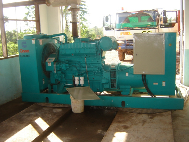 Project Genset