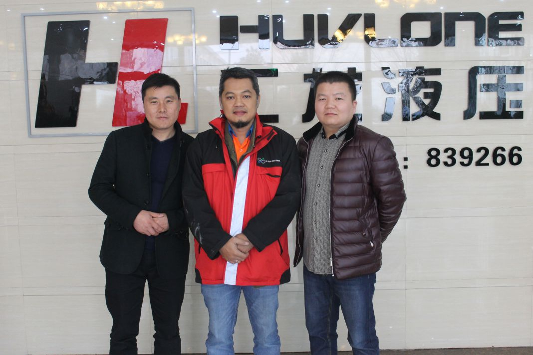 Factory Visit To China
