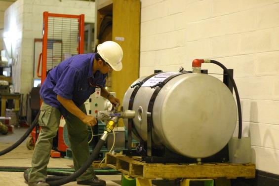Project Fabrication & Lubrication Workshop Heavy Duty